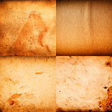 Grunge old paper texture