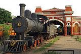 Railway Station, Granada, Nicaragua