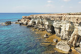 Sea Caves, Cyprus, Europe