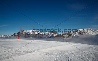 Alps. Livigno, Italy