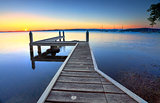 Sunset Belmont Australia