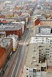 Copenhagen cityscape