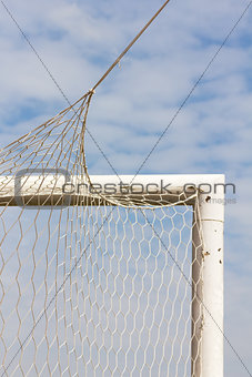 Back side  Goal