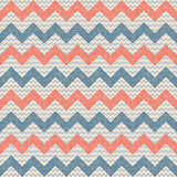 zigzag chevron pattern