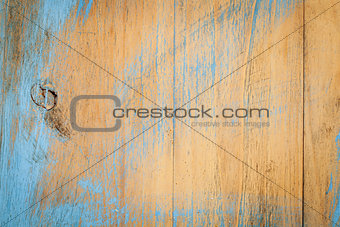 painted and scratch wood texture