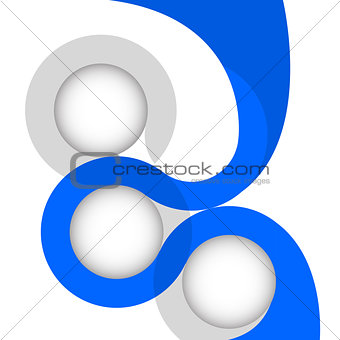 abstract background blue color for your text