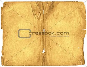 Old spotty grunge paper