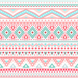 Tribal ethnic seamless stripe pattern. Vector illustration