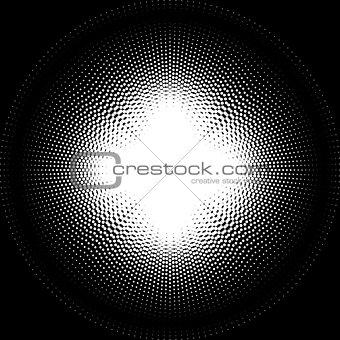 Circle halftone