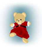 Dancing Teddy Bear