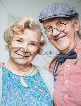 Smart couple