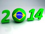 Footbal Brazil ,