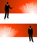 businessman corporate banner backgrounds