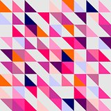 Seamless vector flat wrapping pattern or colorful surface wallpaper