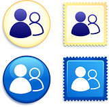 User Groups on Button and Stamp