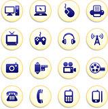 Technology Buttons