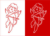 Cupid Angel Set