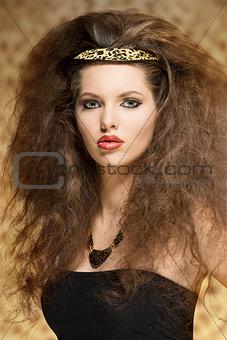 charming fashion woman