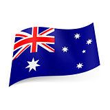 State flag of Australia
