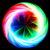 Colorful circle