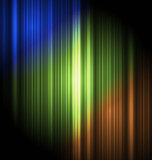 Hi-tech abstract colorful striped background