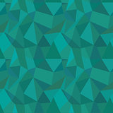 Seamless Geometric Polygonal Pattern, Background, Texture Vector. Illustrator Pattern Swatch is available. Fully editable