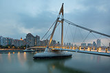 Suspension  Bridge at Tanjong Rhu