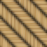 parquet pattern mounted at an angle