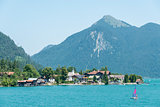 Walchensee and Jochberg