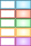 Colorful Frames Pack