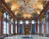Marble Hall of Melk Abbey