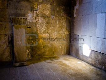 Amman Citadel, Jordan, Al-Qasr site
