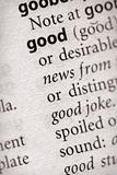Dictionary Series - Philosophy: good