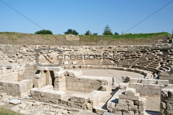 Greek Ancient Theater