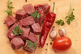 prepare meat