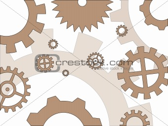 A world of gears
