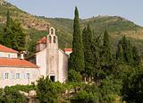 Medieval Montenegro Monastery