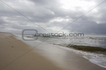 Sky Over Beach