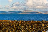 Galway Bay and Burren