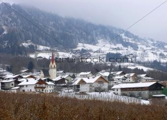 A city near Lienz