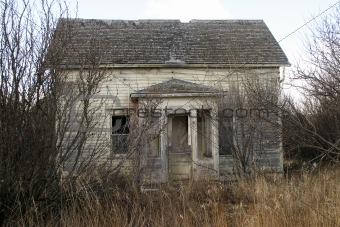 Abandoned Farm House