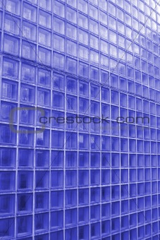 Cube Glass Texture