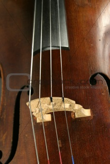 Image of Cello Bridge from Crestock Stock Photos