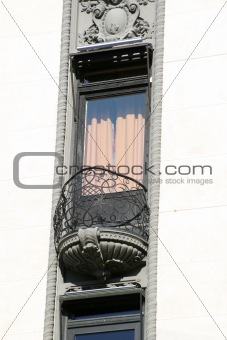Architectural Detail Window