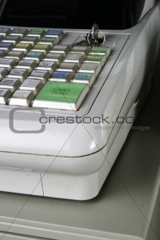 Cash Register Detail