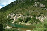 Tarn Gorges - Picturesque Hamlet