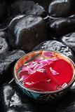Aromatherapy petals