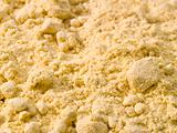Dried Ginger Background