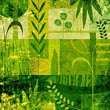 vegetal background