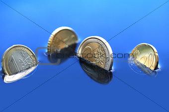 Sinking Coins